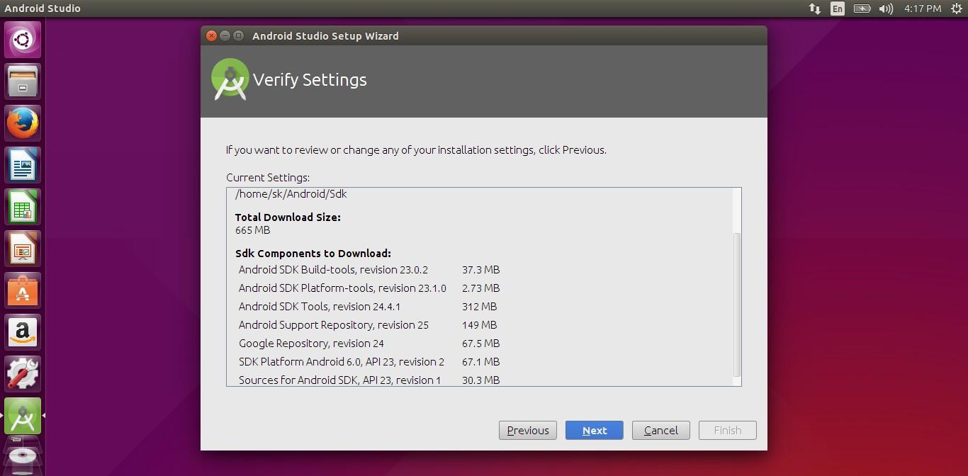 Ubuntu 15.04 desktop [Running] - Oracle VM VirtualBox_013