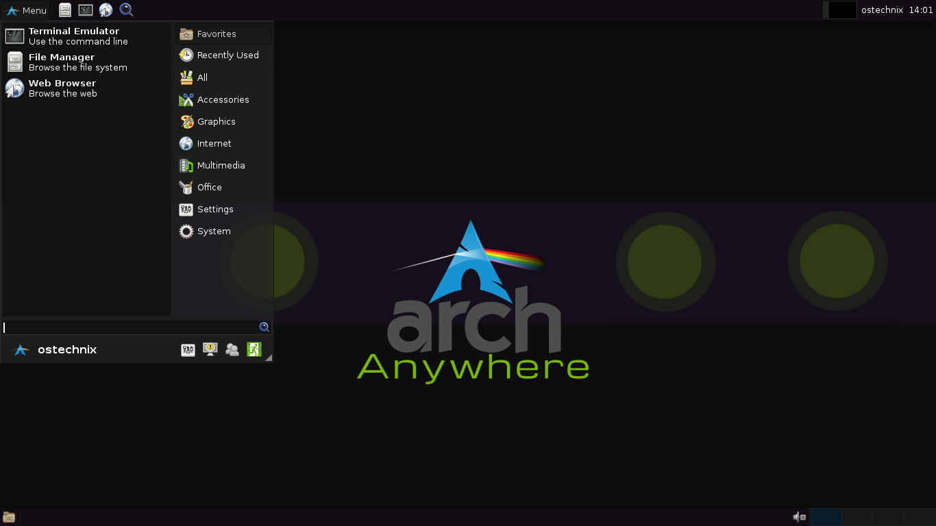 Arch Anywhere1