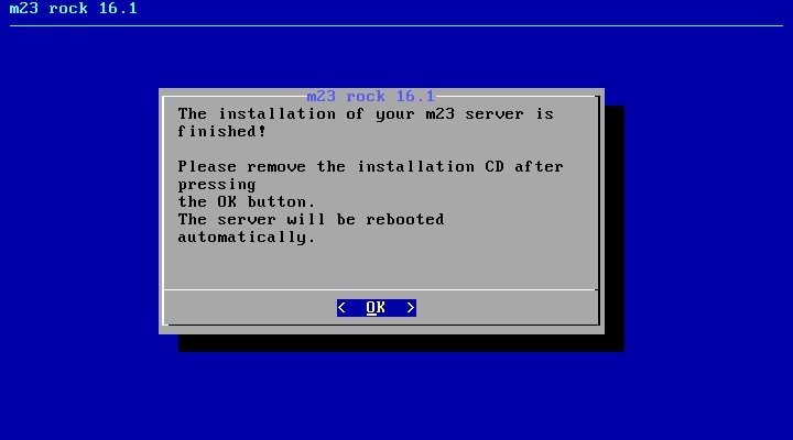 m23 server [Running] - Oracle VM VirtualBox_018