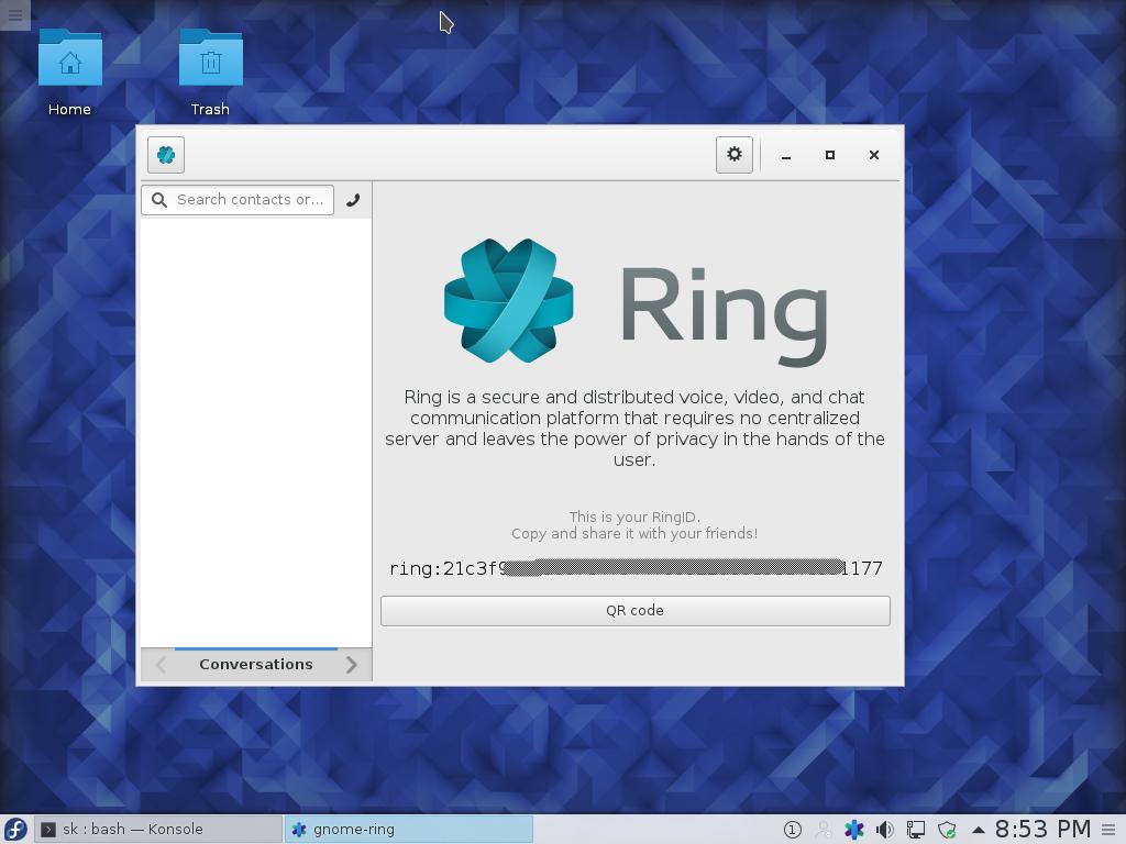 Ring ID