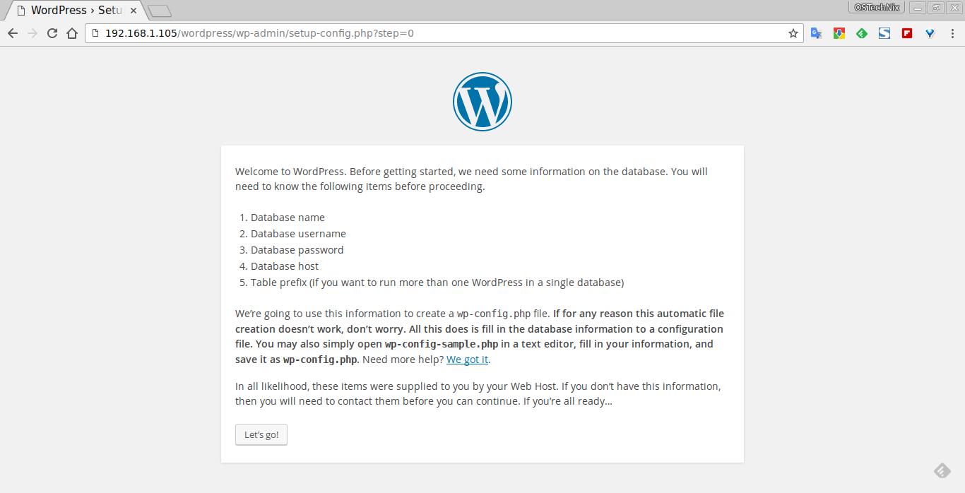 WordPress › Setup Configuration File - Chromium_002