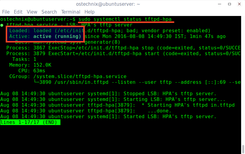 How to install and configure tftp server on centos / redhat youtube.
