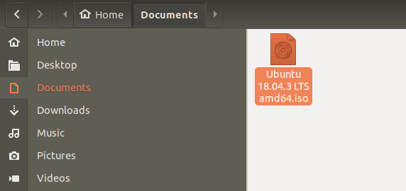 Ubuntu bootable ISO location