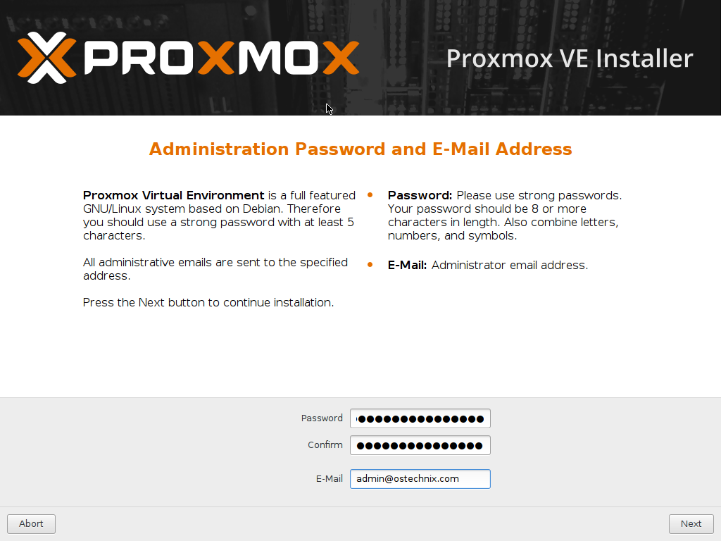 Setup Server Virtualization Environment Using Proxmox VE - OSTechNix