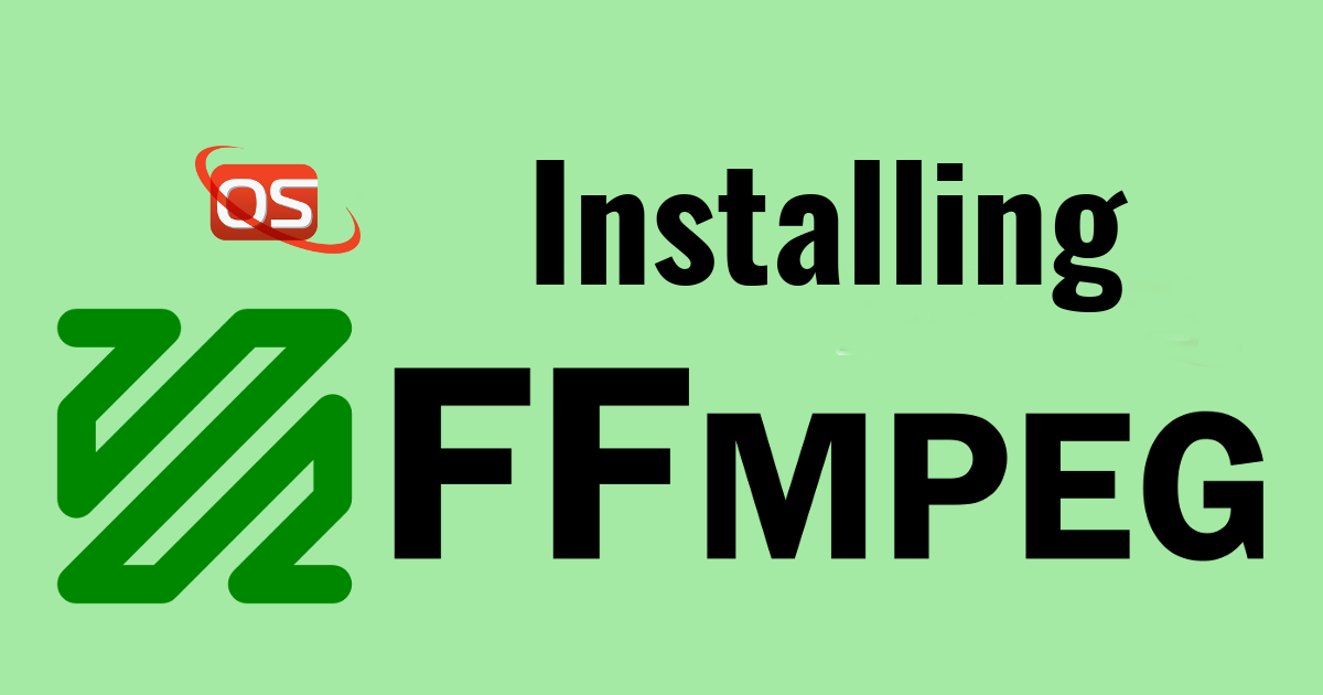 How To Install FFmpeg In Linux - OSTechNix