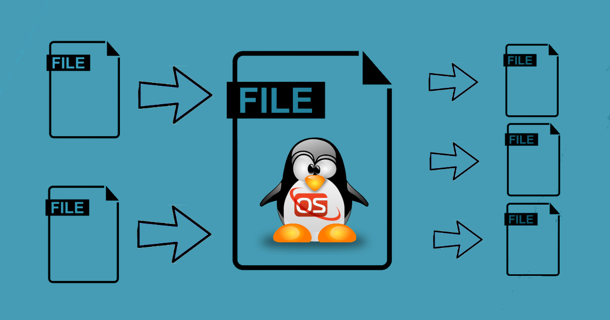 How To Split And Combine Files From Command Line In Linux