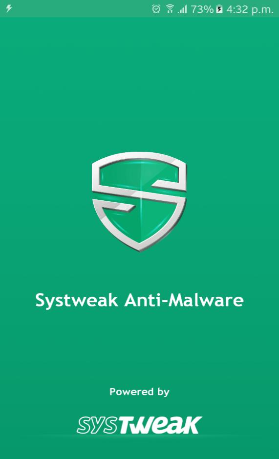 Systweak Anti Malware app1