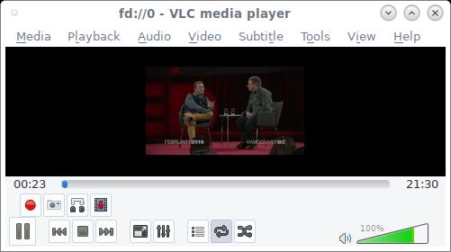 Vea las transmisiones de video en línea de menor calidad con Streamlink