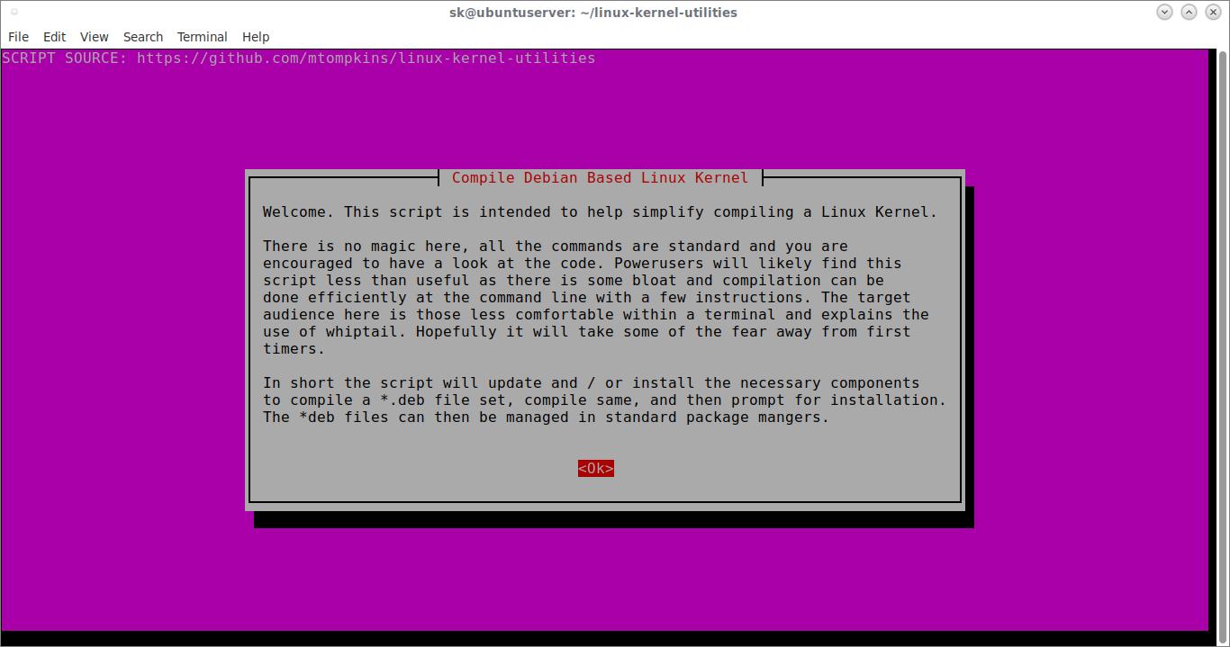 linux kernel utilities 1