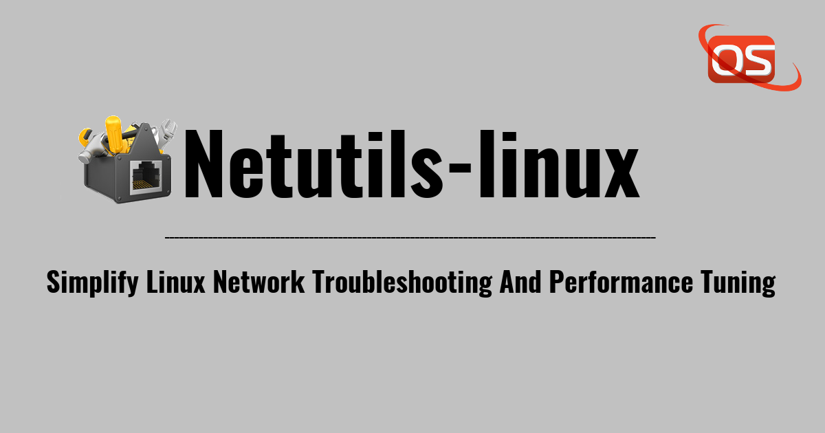 A Collection Of Utilities To Simplify Linux Network