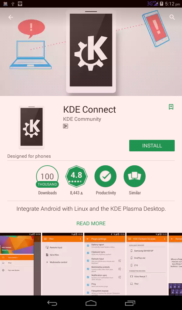 kde connect 1