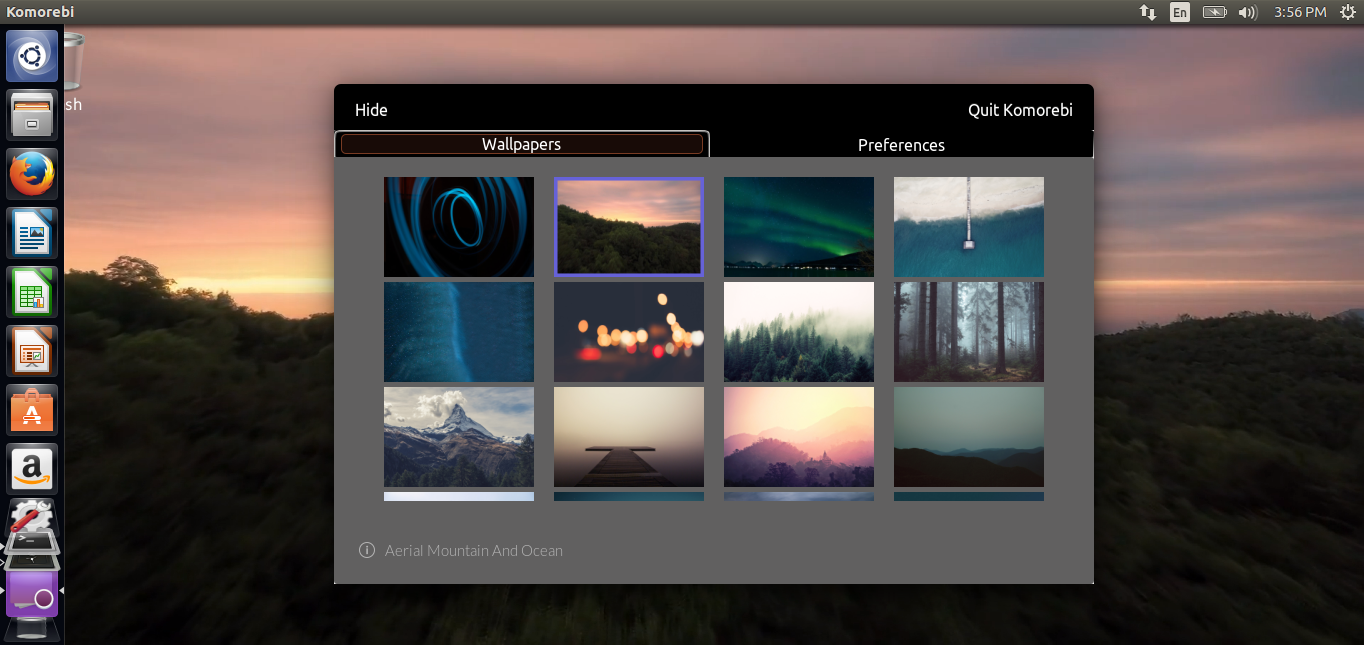 Set Animated And Video Wallpapers For Your Linux Desktop