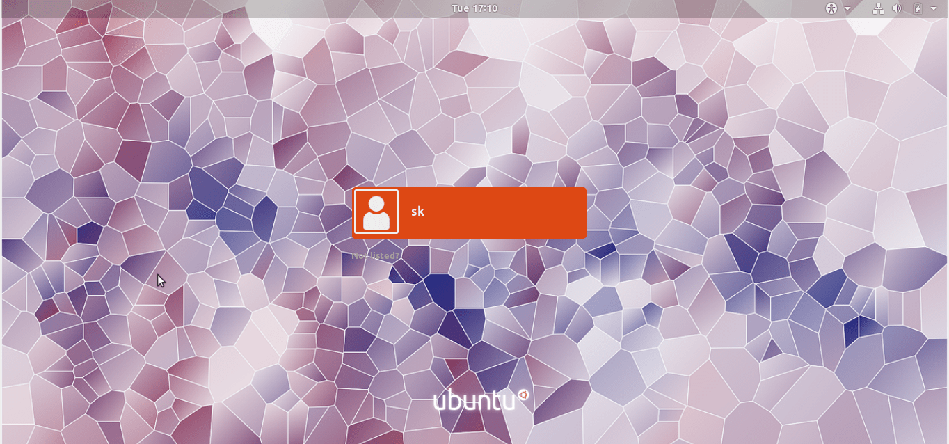 How To Change GDM Login Screen Background In Ubuntu - OSTechNix