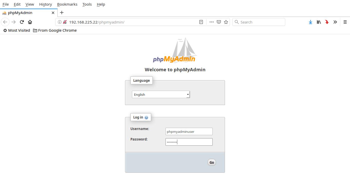 phpmyadmin 7