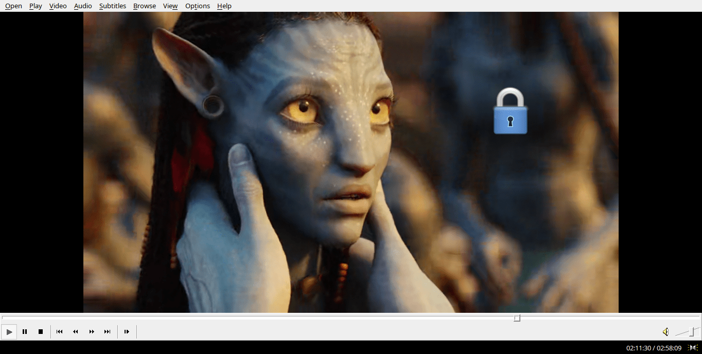 Lock the Keyboard and Mouse, but not the Screen using xtrlock In Linux
