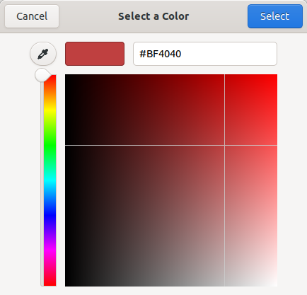 Choose custom color to your folders using Folder Color