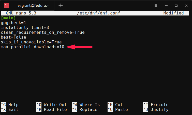 Speed Up DNF Package Manager In Linux