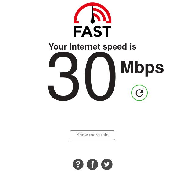 Internet speed on 2.4 GHz WiFi in Linux
